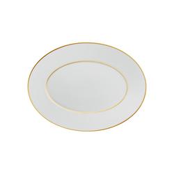 CARLO ORO Platter oval | Vajilla | FÜRSTENBERG