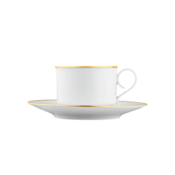 CARLO ORO Coffee cup, saucer | Dinnerware | FÜRSTENBERG
