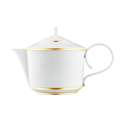 CARLO ORO Teapot with tea strainer | Dinnerware | FÜRSTENBERG