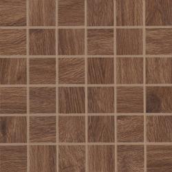 Treverkhome Castagno Mosaico | Mosaics | Marazzi Group