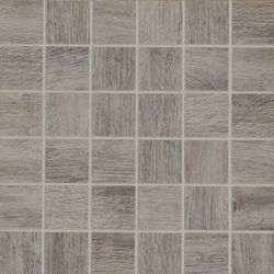 Treverkhome Frassino Mosaic | Mosaïques céramique | Marazzi Group