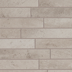 Blend Grey Mosaic | Ceramic mosaics | Marazzi Group
