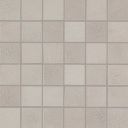 Block Naturale Mosaico Grey | Ceramic mosaics | Marazzi Group