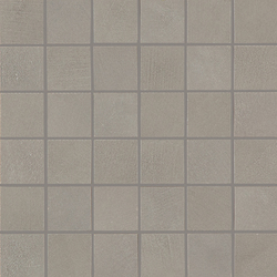 Block Naturale Mosaico Silver | Ceramic mosaics | Marazzi Group