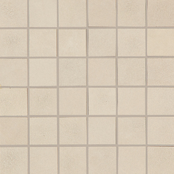 Block Naturale Mosaico Beige | Ceramic mosaics | Marazzi Group