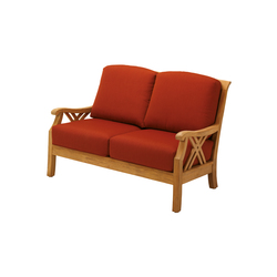 Halifax Deep Seating 2-Seater Sofa | Sofás | Gloster Furniture GmbH