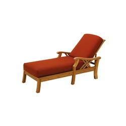 Halifax Deep Seating Chaise | Sdraio da giardino | Gloster Furniture GmbH