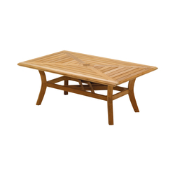 Halifax Coffee Table | Tables basses de jardin | Gloster Furniture