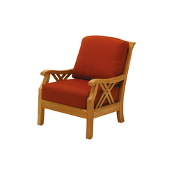 Halifax Deep Seating Lounge Chair | Gartensessel | Gloster Furniture GmbH