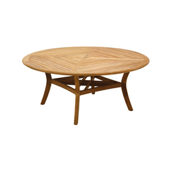 Halifax Round Table | Tables à manger de jardin | Gloster Furniture