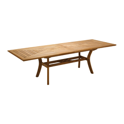 Halifax Small Extending Table (Seats 8-10) | Tables à manger de jardin | Gloster Furniture