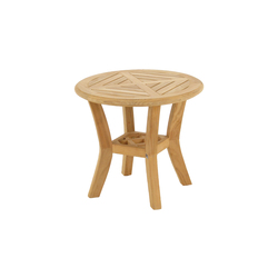 Halifax Round Lamp Table | Tables d'appoint | Gloster Furniture GmbH