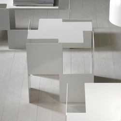 Domino side table | Nachttische | My home collection