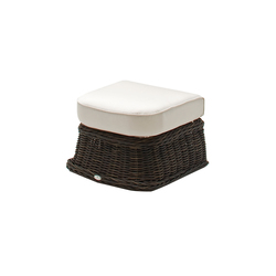 Havana Deep Seating Ottoman | Garden stools | Gloster Furniture