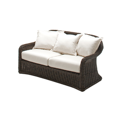 Havana Deep Seating Sofa | Garden sofas | Gloster Furniture