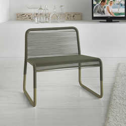 Narrot lounge chair | Armchairs | My home collection