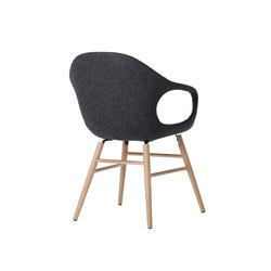 Elephant upholstered | Restaurant chairs | Kristalia