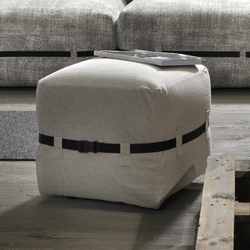 Pouffy ottoman | Poufs | My home collection