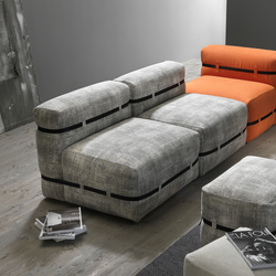 Pouffy sofa | Divani | My home collection