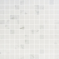 Mosaico 144 Bianco Statuario JW 01 | Floor tiles | Mirage