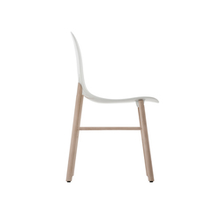 Sharky chair | Restaurant chairs | Kristalia