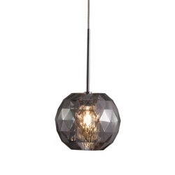 Gemma Smoke | Suspended lights | VISO