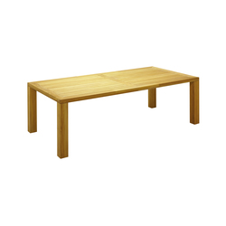 Square 115cm x 240cm Table | Dining tables | Gloster Furniture GmbH