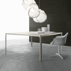 Flat | Dining tables | Rimadesio