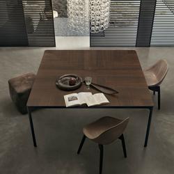Flat | Tables de repas | Rimadesio