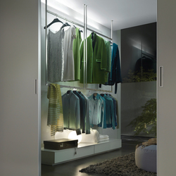 Abacus | Walk-in wardrobes | Rimadesio
