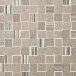 Desert Check Deep Mosaico | Ceramic mosaics | Fap Ceramiche