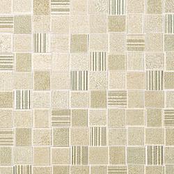 Desert Check Beige Mosaico | Ceramic mosaics | Fap Ceramiche