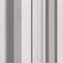 Desert Code White Inserto Mix 2 | Ceramic mosaics | Fap Ceramiche