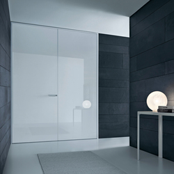 Link+ slim | Glass room doors | Rimadesio