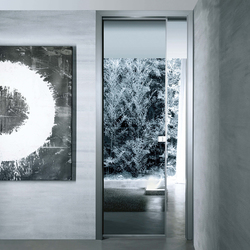 Spin | Glass room doors | Rimadesio