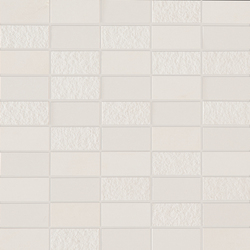 Sistem E Expression Bianco  Mosaico | Ceramic mosaics | Marazzi Group