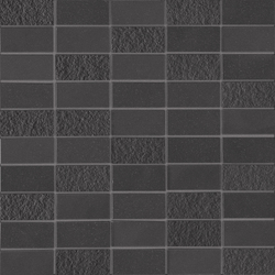 Sistem E Expression Grafite Mosaico | Mosaïques céramique | Marazzi Group