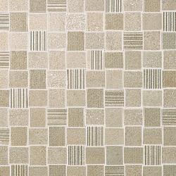 Desert Check Warm Mosaico | Ceramic mosaics | Fap Ceramiche