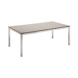 Kore 110cm x 206cm Table | Dining tables | Gloster Furniture