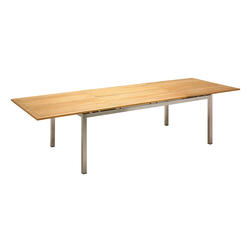 Kore Large Extending Table | Dining tables | Gloster Furniture