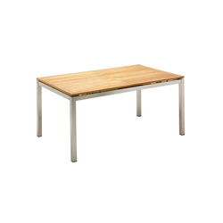 Kore Small Extending Table | Tables à manger de jardin | Gloster Furniture