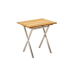 Kore Folding Table | Garten-Bistrotische | Gloster Furniture