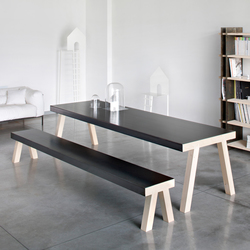 Mastro | Dining tables | De Castelli