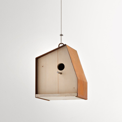 Nest n°1 | Bird houses / feeders | De Castelli