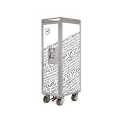 bordbar silver edition lufthansa nonstop | Tea-trolleys / Bar-trolleys | bordbar