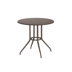 Injoy Bistro table | Cafeteria tables | DEDON