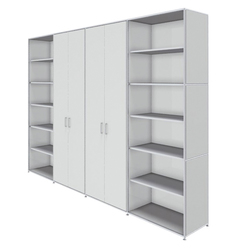 Bosse Shelving Combination 6 FH | Armadi ufficio | Bosse Design