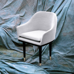 Lunar Dining Chair Large | Chairs | Stellar Works
