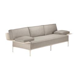 Rayn Sofa 3 plazas | Sofás de jardín | DEDON