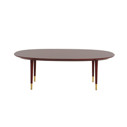 Lunar Coffee Table W1200 | Mesas de centro | Stellar Works